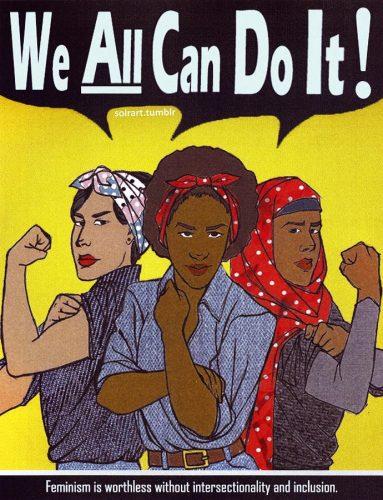Kimberlé Crenshaw, l'intersectionnalité et le féminisme français, Roseaux, magazine féministe