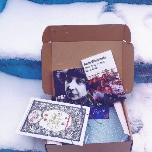 Glory Book Box: des lectures féministes dans ta boîte aux lettres, Roseaux, magazine féministe