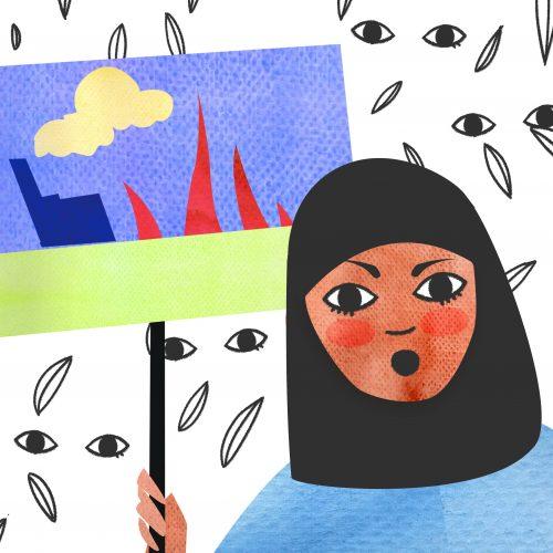 Jeunesse sous pression, Roseaux, magazine féministe