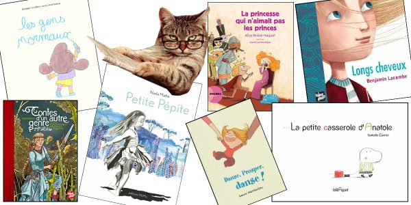 Notre sélection d'albums jeunesse pour une rentrée sous le signe de l'inclusivité!, Roseaux, magazine féministe